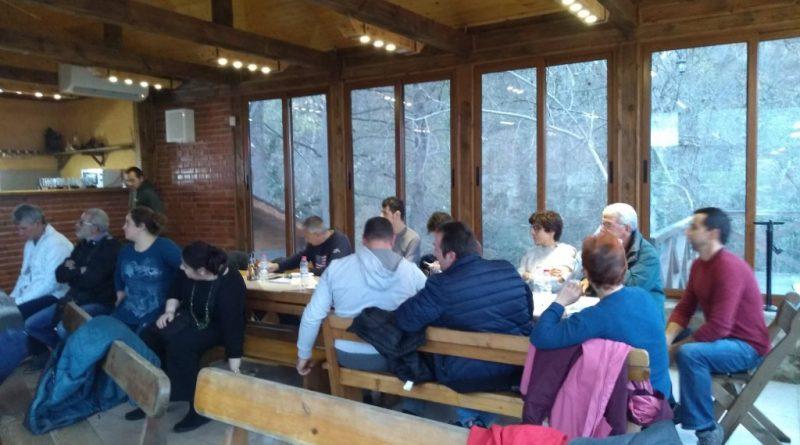 Training with operators 21-22.11.2019 – Vidin