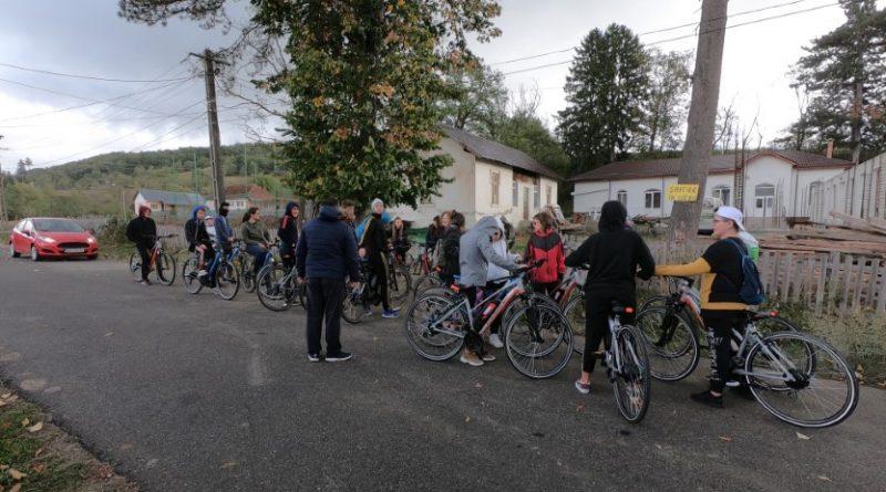 Tour for childrens, 5-6.10.2019, Isverna, Mehedinti county