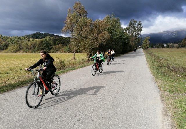 Велосипедна обиколка с деца 05-06.10.2019 – Мехединци