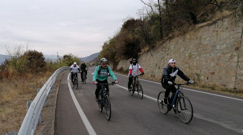 Открита велосипедна обиколка – 01-03.11.2019
